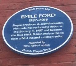 BPT BBC Emile Ford