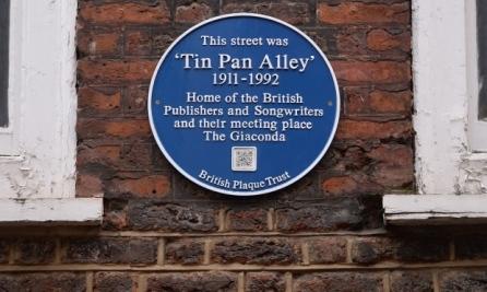 tin-pan-alley-plaque